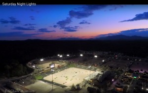 Saturday Night Lights at TIEC by photographer Erik Olsen